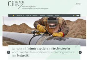 Cross-Industry Initiative - Chemicals management website