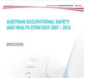 Austrian occupational health and safety strategy 2007-2012