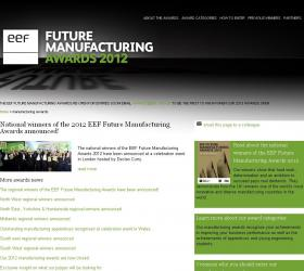 Future Manufacturing Awards